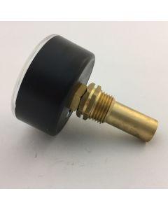 HTP 7250P-211 Temp/Press Gauge 60 PSI
