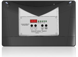Versa-Flame Control Panel Graphic
