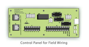 Versa-Flame Control Board for Field Wiring